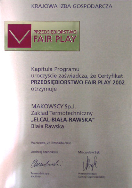 Fairplay 2002